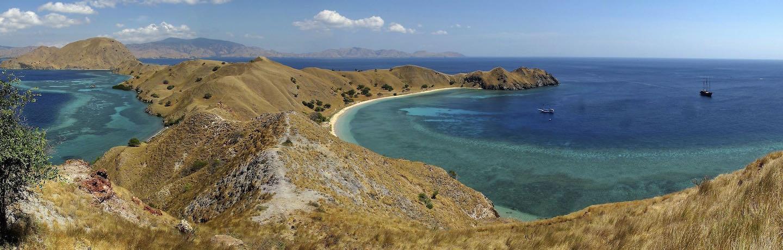 für ein einmaliges Erlebnis in Sache segeln, kreuzen und tauchen in Indonesien mit dem liveaboard Phinisi Segler MSY WAOW zu mythischen und abgelegenen Tauchplätzen im Korallendreieck -  KOMODO, Alor, Banda Sea bis Seram Sea, Raja Ampat Papua Barat