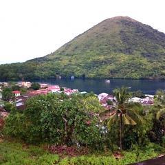 WAOW, bateau de croisière plongée luxe, navigue en Indonésie Raja Ampat, Moluques, Ambon, Papouasie, BandaNeira, Célèbes, Bay de Triton, Kaimana . BandaNeira
