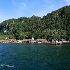 WAOW Liveaboard scuba diving Moluccas Seram  Lagoons
